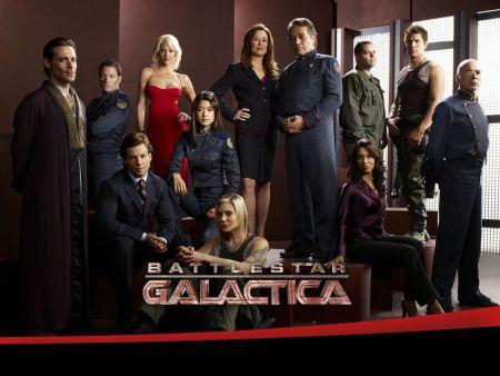 recensione battlestar galactica